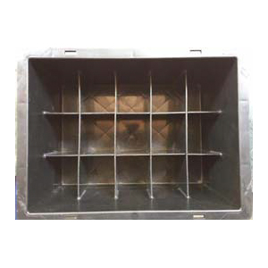 Welded Crate Partitions